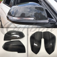 Bmw Real Carbon Fibre Wing Mirror Covers for 1/2/3/4 F Series F21/F30/F32/F33/M2