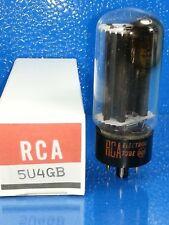 RCA 5U4 GB VACUUM TUBE USED TESTS NOS