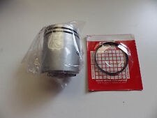 SUZUKI LT50 LTA50 JR50 PISTON AND RINGS OS 0.50 GENUINE SUZUKI