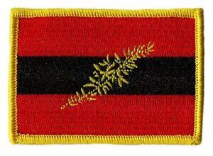 Aufnäher Deutsche Burschenschaft Patch Fahne Flagge