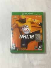 NEW Xbox One EA Sports NHL 19 Game