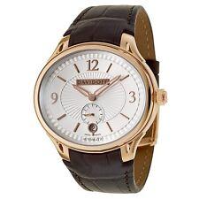 New Davidoff 18k Red Gold Very Zino Mens Automatic Watch