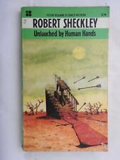 Robert Sheckley - Untouched by Human Hands PB Four Square Science Fiction (1967)