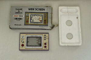 Nintendo Snoopy tennis Wide Screen Game and Watch