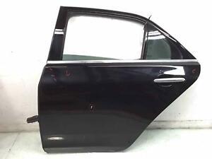 2014 - 2019 CADILLAC CTS SEDAN LEFT DRIVER DRIVER REAR DOOR SHELL *PAINT CHIP*