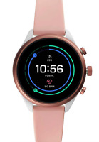 Fossil Women's Sport Metal & Silicone Touchscreen Smartwatch | FTW6022 | $230