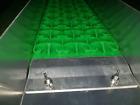 Gold Sluice - 6 Inch wide Gold Rat River Sluice running Vortex Dream mat ®