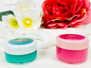 Nakambe Lip Balm + Tea Tree Lip Scrub Bundle |20g +10g|