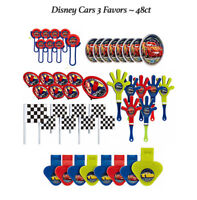 Disney Cars 3 Favor Pack BOYS BIRTHDAY Party Supplies Toys Piñata Fillers ~ 48pc