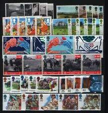 GB COMPLETE YEAR ALL 9 SETS COMMEMORATIVE STAMPS ISSUED IN 1994 UNMOUNTED MINT