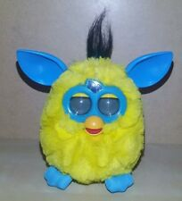 Hasbro Furby Series 2012 Yellow blue Ears 2012 Electronic Pet. Talking Toy