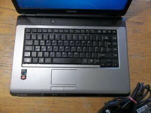 TOSHIBA SATELLITE PRO L300D-20R LAPTOP. 150gb HD. 3gb RAM. Win7 Home Prem.