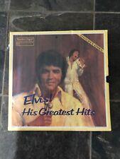 ELVIS PRESLEY Elvis! His Greatest Hits 7 LP Mint Vinyl Readers Digest Box Set