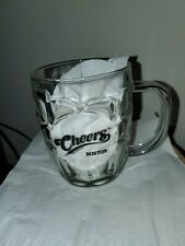 Cheers Television Show Boston Beer Barrel Glass Mug 16oz Excellent Luminarc 2003
