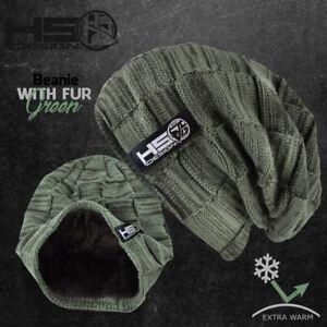 Hotspot Design Green beanie HSD