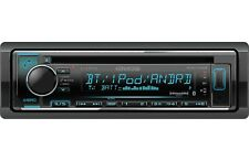 Kenwood eXcelon KDC-X302 CD Receiver with Built In Bluetooth and SiriusXM Ready