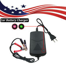 Universal 12V Car Battery Maintainer Charger Tender Auto Trickle Boat Motorcycle
