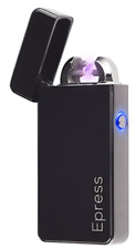 Electronic USB Arc Lighter Rechargeable Black New in Box