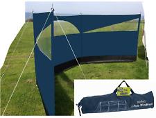 Wind screen windbreaker Blocker 150 x 500cm Camping Beach Wind Break Caravaning