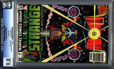 Doctor Strange 49 CGC 9.8 WHITE PAGES!