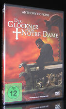 DVD DER GLÖCKNER VON NOTRE DAME - 1982 - ANTHONY HOPKINS + DEREK JACOBI * NEU *