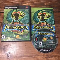 Psychonauts (Sony PlayStation 2, 2005)- Complete