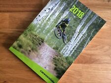 CANNONDALE Bikes Brochure 2018 Bad Boy Synapse CAAD Supersix Trigger Scapel Cujo