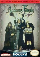 Nintendo NES - The Addams Family PAL-B mit OVP