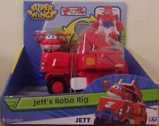 Super Wings ~ Deluxe Transforming Jett Vehicle