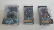 "NECA Pacific Rim  7"" Deluxe Action BNIB  3 Figures Collector."