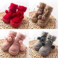 Anti-Slip Boot Socks Toddler Warm Socks Baby Boy Girls Winter Autumn Soft
