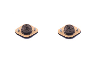 Bilstein B1 OE Replacement Rear Suspension Strut Mount Pair For BMW 330xi