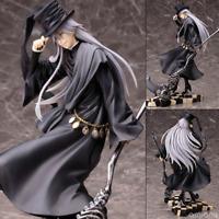 Anime Kuroshitsuji Black Butler Under Taker Book of Circus PVC Figure Model Toy
