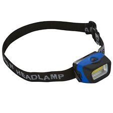 3W COB LED Head Lamp Light Camping Fishing Cycling Torch hiking Light sports AAA