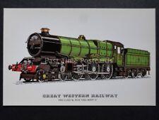 Great Western Railway KING HENRY Vl No.6018 Locomotive by Prescott c1970's