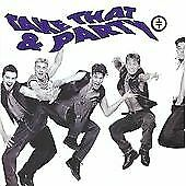 """Take That - """" Take That & Party """" - 16 Track Expanded CD - NEW - FREE UK P&P"""
