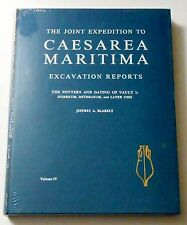 The Joint Expedition to Caesarea Maritima SEALED