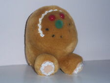 Spice The Ginger Bread Man Limited Edition SWIBCO Puffkins #6702 Plush Le