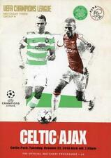 2013/14 - CELTIC v AJAX (CHAMPIONS LEAGUE - 22nd October 2013)