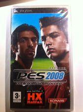 Pro Evolution Soccer 2008 (PES 2008) - PSP - GIOCO PAL ITA - NUOVO e SIGILLATO