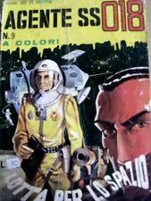 Agente SS 018 n°9 1965 ed. CORNO [G.147] - a colori