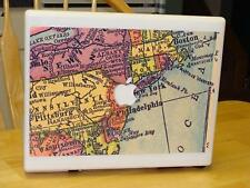 FULL MAP decal for MACbook(s) - vinyl - sticker