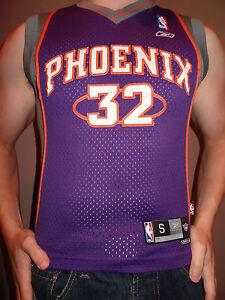 Phoenix Suns Amar Stoudemire # 32 Sewn Reebok NBA Jersey Youth Small Basketball