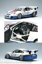 PORSCHE 911 GT3 RS 2004 WHITE  AUTOART 1//64 #28031