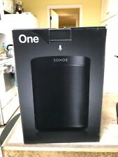 New listing Sonos One (Gen 2) Smart Speaker with Alexa - Black