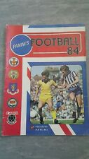 PANINI FOOTBALL 84 CUT OUTS STICKERS