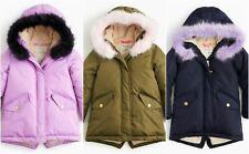 J crew Girls' fishtail parka with Primaloft®, various colors & sizes