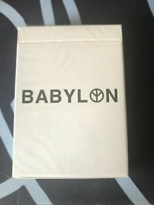 Fontaine Babylon Edition Playing Cards - NEW SEALED RARE SOLD OUT