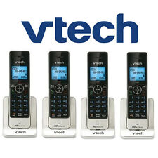 4 Pk Vtech LS6405 Expansion Cordless Handsets for LS6425 LS6475 LS6426 or LS6476
