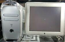 Bundle Apple Power Mac G4 & studio display 733MHz NO HDD  Mac Desktop Computer